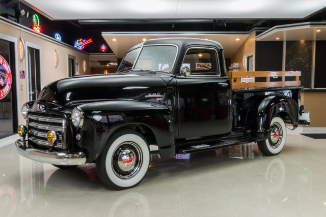 1950 GMC 3100 5-Window Pickup