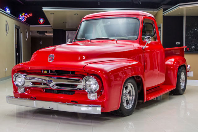1955 Ford Other Pickups F100 Pickup