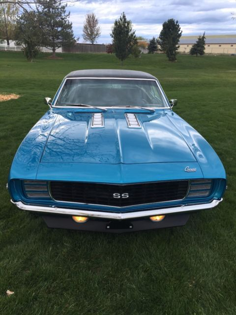 1969 Chevrolet Camaro RS,SS