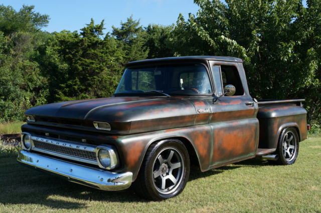 1962 Chevrolet C-10 Hot Rod