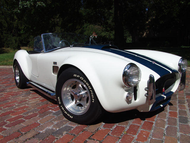 1965 Shelby AC Cobra Not GT40 A TRUE SPORTS CAR!