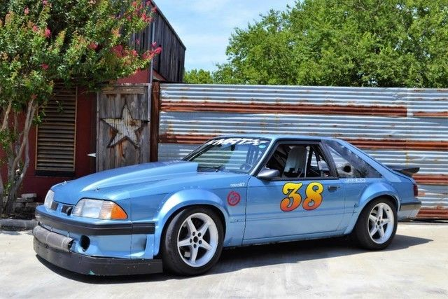 1990 Ford Mustang Race Car 347ci