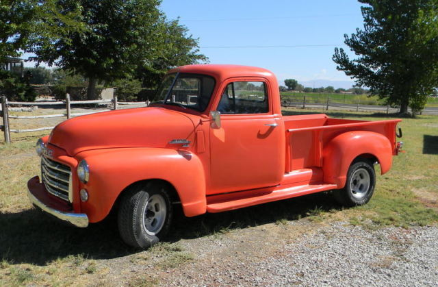 1949 GMC 100-22 1/2 ton pickup