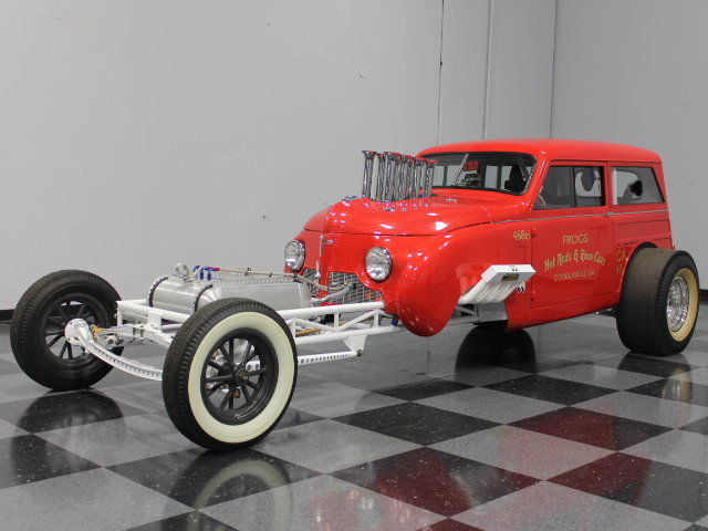1948 Other Makes Crosley Hot Rod C/A Altered