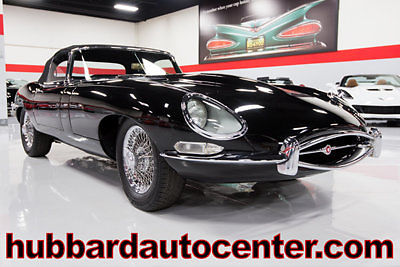1966 Jaguar E-Type Just Restored Series 1 XKE Convertible Numbers Mat