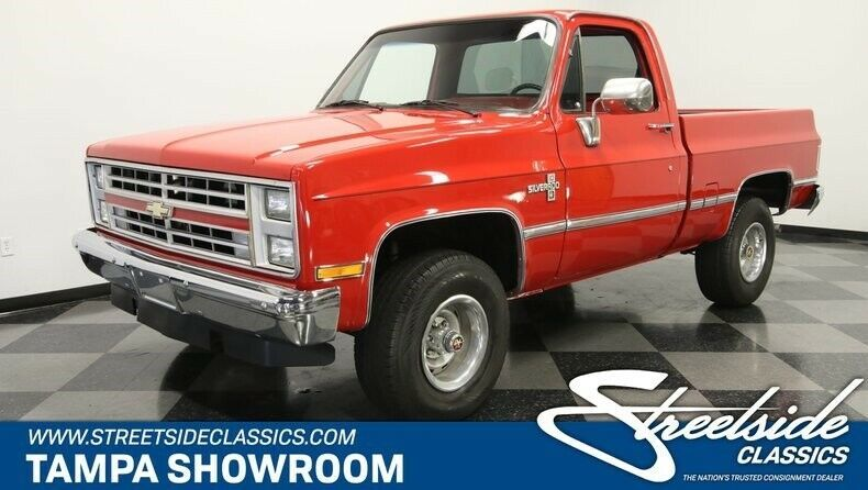1987 Chevrolet Other Pickups 4x4