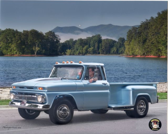 1964 Chevrolet C-10 Full custom
