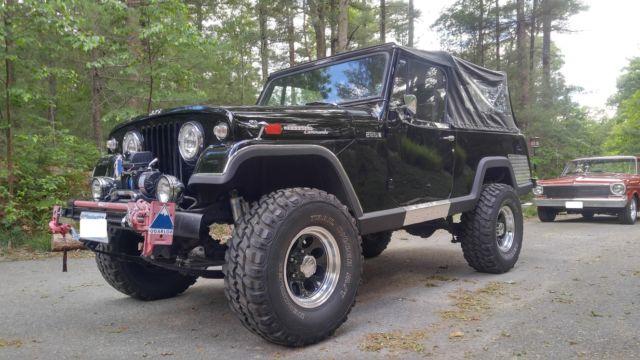 Full Custom 1970 Jeep Jeepster Commando For Sale Photos