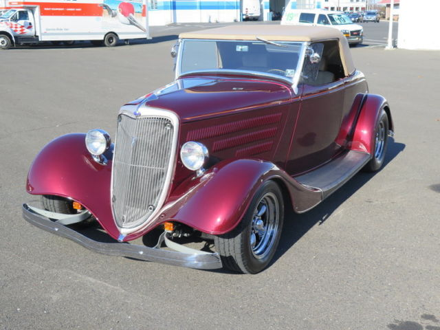 1934 Other Ford Roadster Other with Other interior