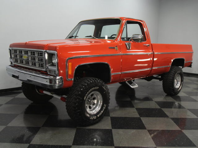 1979 Chevrolet C/K Pickup 1500 Scottsdale