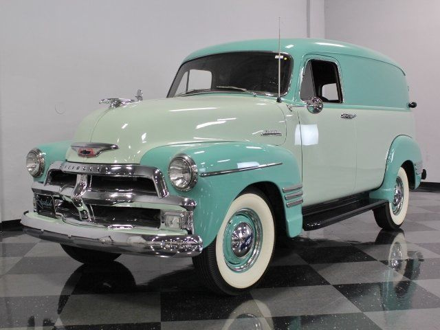 1954 Chevrolet Other Pickups Panel