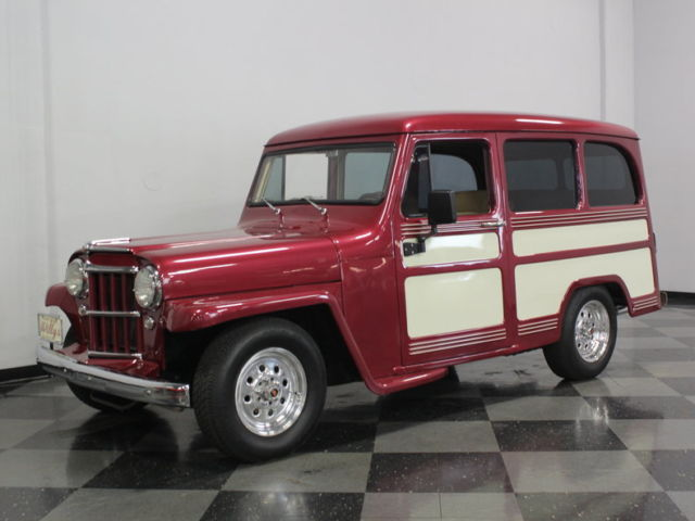 1957 Willys Wagon