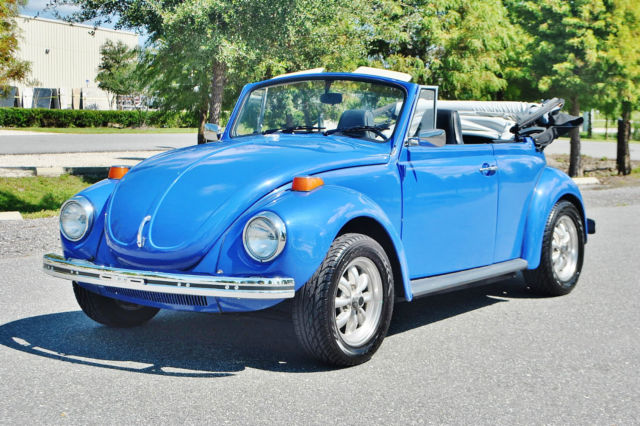 1972 Volkswagen Beetle - Classic fully restored must be seen driven