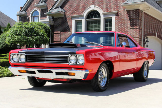 1969 Plymouth Road Runner M-Code A12