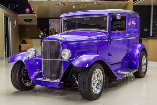 1930 Ford Model A Sedan Delivery Street Rod
