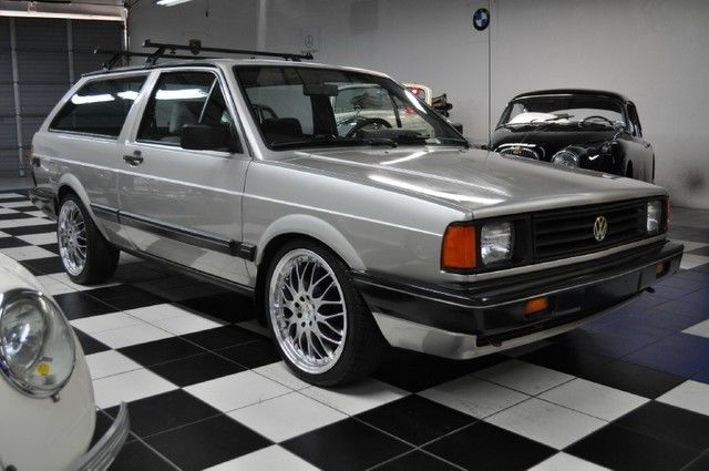 1988 Volkswagen Other Fox GL S/W HARD TO FIND, AMAZING CONDITION, DEALERS OWN CAR.