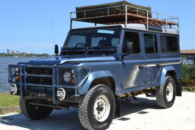 1991 Land Rover Defender 110 Highline Station Wagon