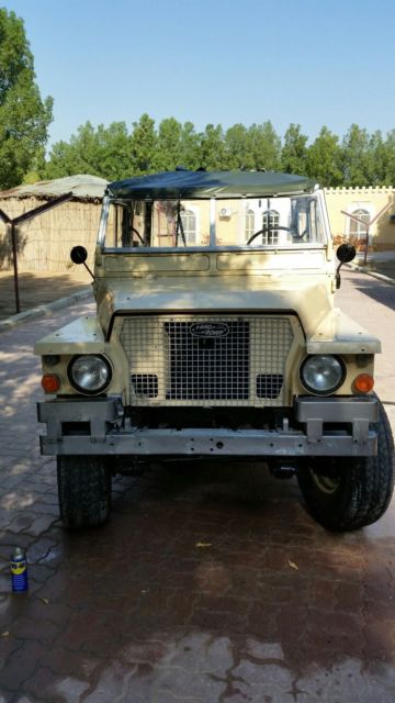 1977 Land Rover Other FWD