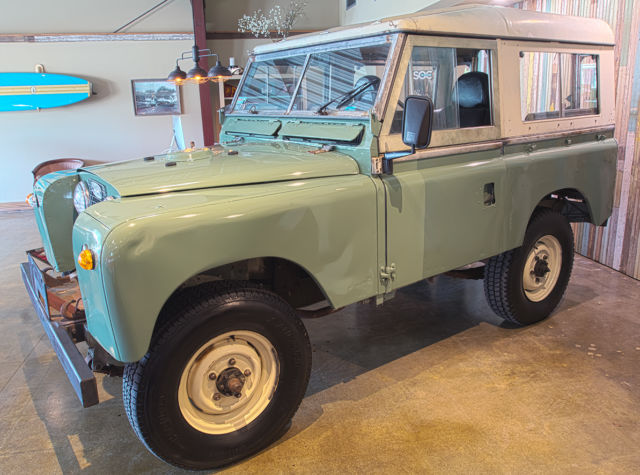 1968 Land Rover Other