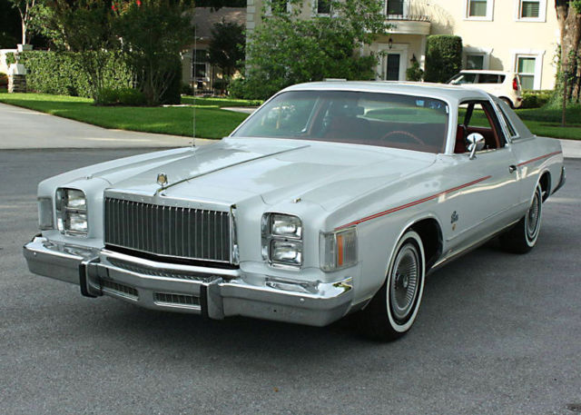 1979 Chrysler Cordoba Original