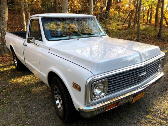 1971 Chevrolet C-10 Fleetside