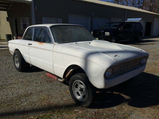 Gasser 1961 Ford Falcon for sale: photos, technical ...