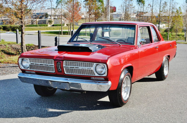 1967 Plymouth Valiant 440 Professionally Built Classic Mopar Muscle