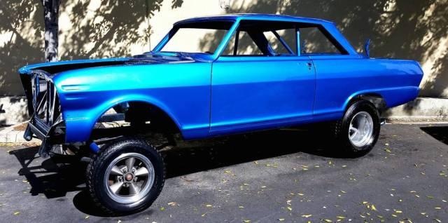 gasser prostreet pro street race drag hot rod street rod nova 1963 car for sale. Black Bedroom Furniture Sets. Home Design Ideas
