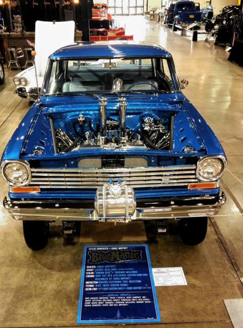 Ss United States Engine Room: Gasser, Prostreet,pro Street, Race, Drag, Hot Rod , Street