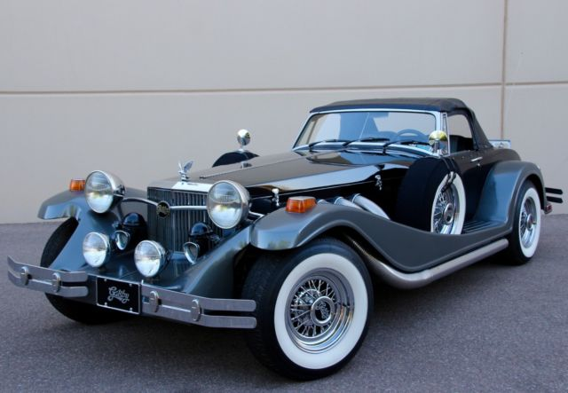 1933 Replica/Kit Makes Gatsby Cabriolet Oldtimer