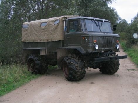 gaz 66 monster russian military truck for sale photos. Black Bedroom Furniture Sets. Home Design Ideas