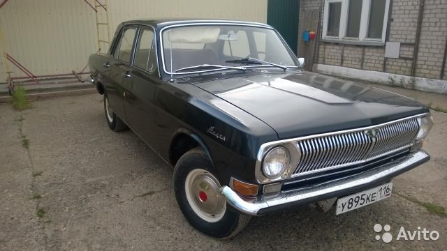 1972 Other Makes volga 2402