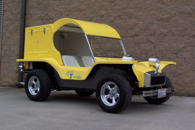 1965 Chevrolet Corvair Dune Buggy