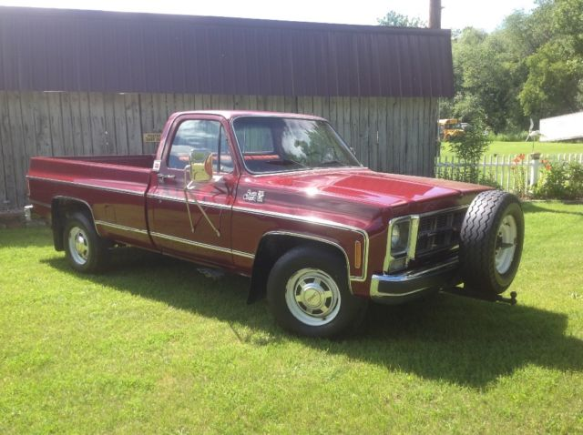 1979 Chevrolet Other Pickups SIERRA CLASSIC