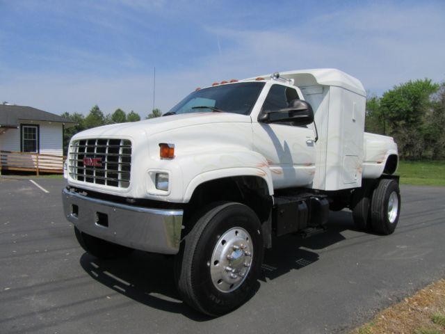 Gmc C6500 Custom Lifted Dually Caterpillar Diesel Allison Trans For