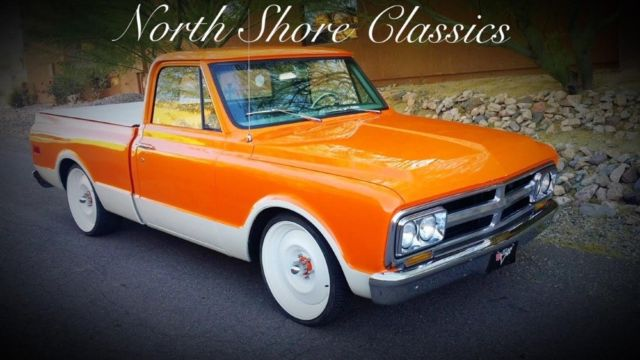 1967 GMC Pickup C1500-4 SPEED-FRAME OFF RESTORATION FROM ARIZONA-