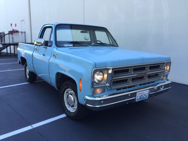 1975 GMC Other Sierra