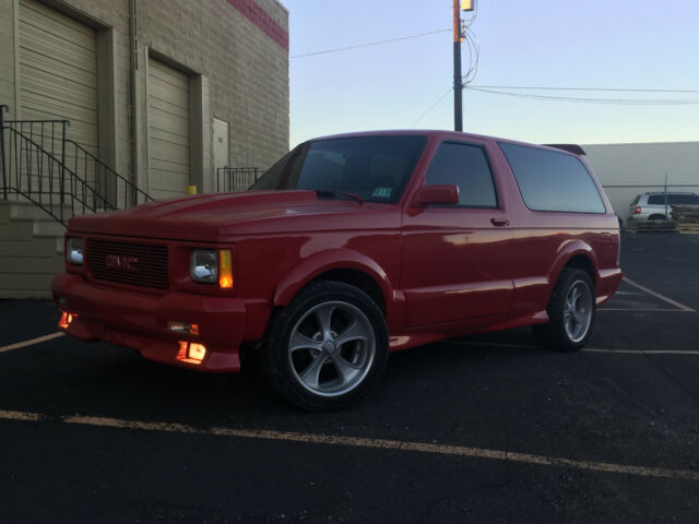 GMC Typhoon Syclone Grand National Supreme Chevelle Gto