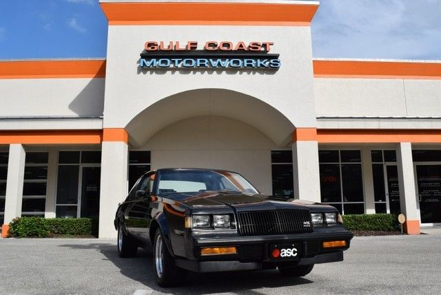 1987 Buick Grand National #227