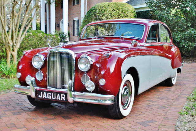 1960 Jaguar Mark IX Saloon Superb Frame On Restored Luxury Sedan Must See