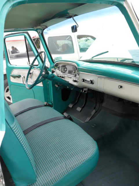 gorgeous 1965 ford f 100 8ft bed original interior paint 50k miles - 1965 Ford Ranchero Interior