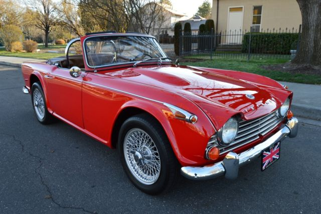1967 Triumph Other ROADSTER