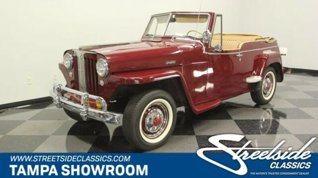 1948 Willys Jeepster --