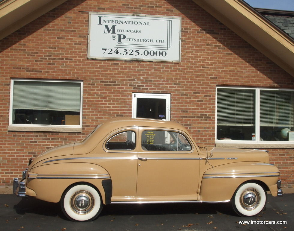 1948 Mercury Other Eight Coupe