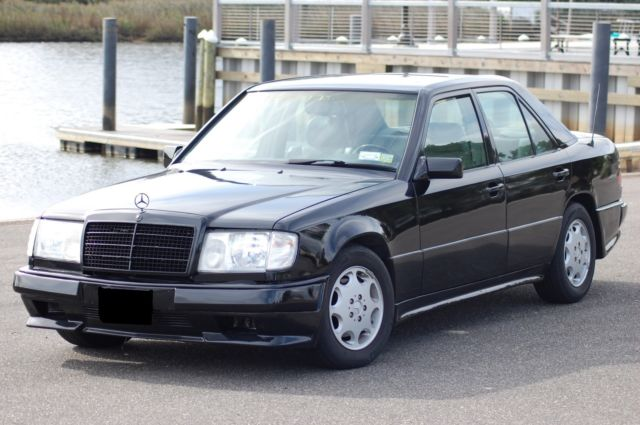 1993 Mercedes-Benz 400-Series