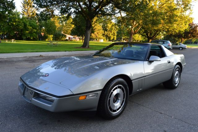 1984 Chevrolet Corvette 2 DR COUPE