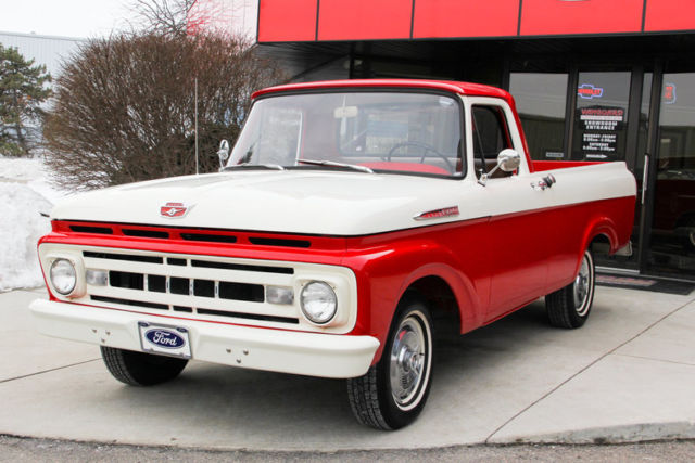 1961 Ford Other Pickup