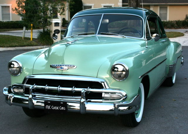 1952 Chevrolet Other DELUXE COUPE - RESTORED - 33K MI