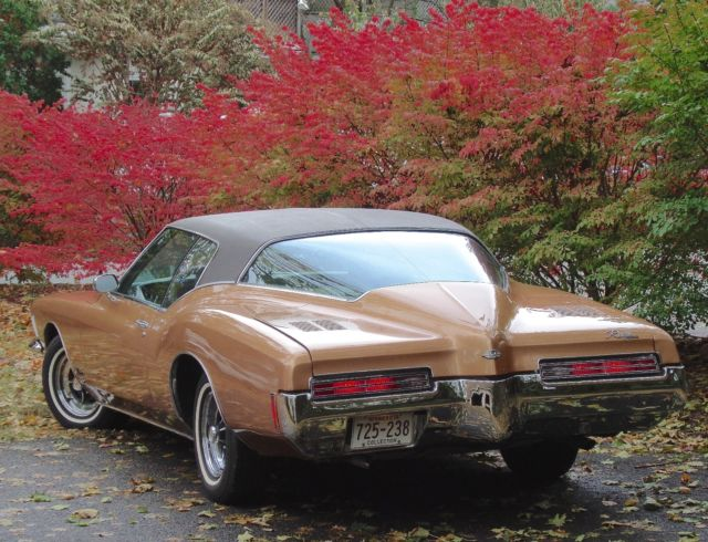 1971 Buick Riviera GS 63k Original, Always Garaged.