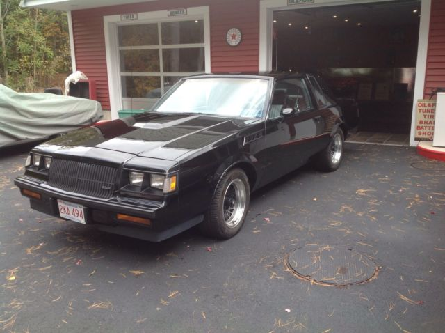 1987 Buick Grand National GNX Clone